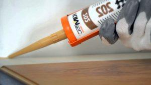 Строительные герметики: виды, характеристики, применение